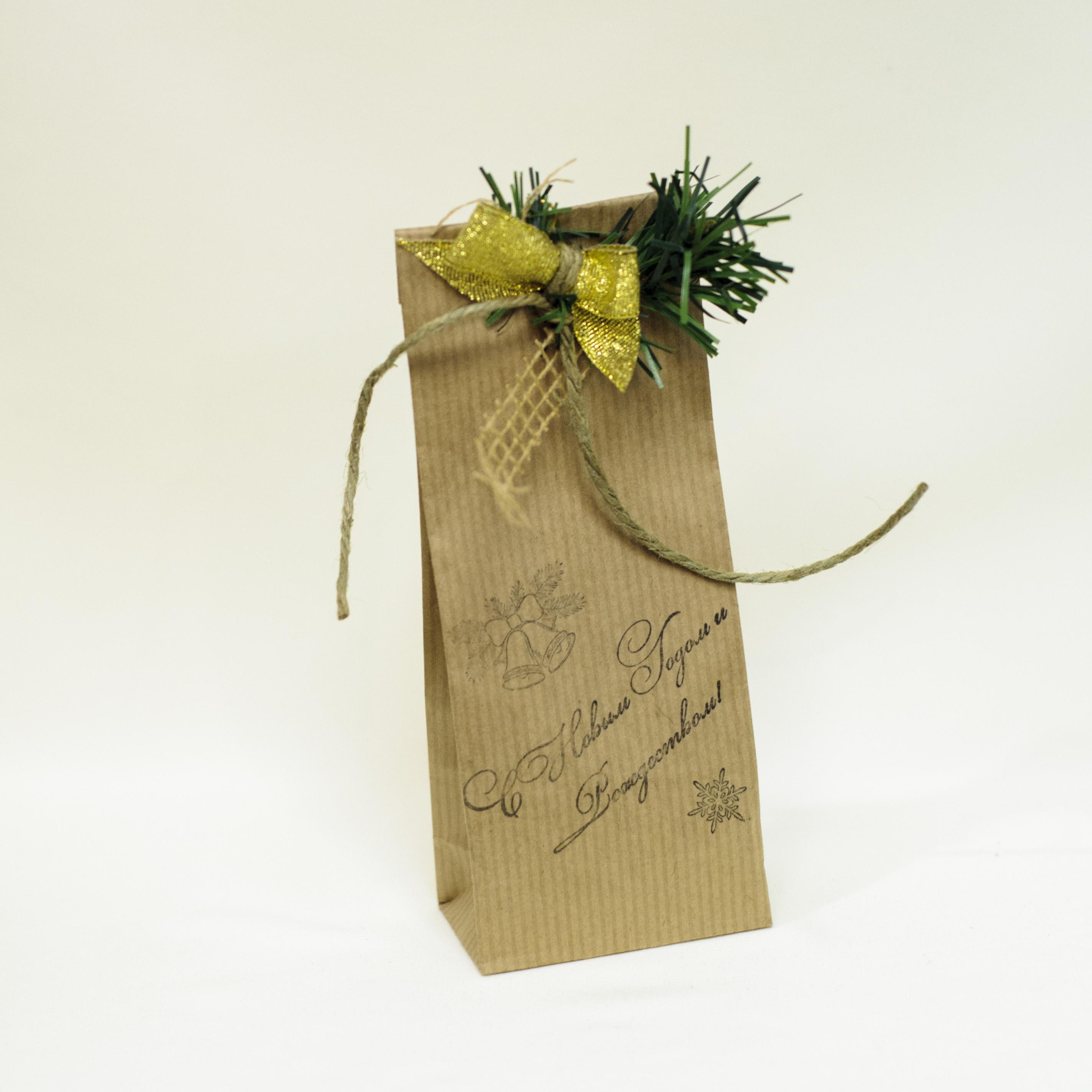 Упаковка чая в подарок