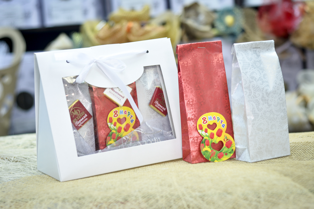 Упаковка подарков на покровке 30